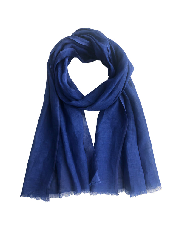 Samba Solid Stole - denis-colomb-lifestyle