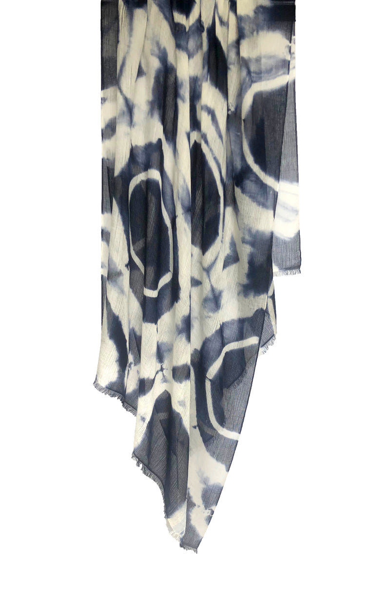 Song Tie Dye Shawl - denis-colomb-lifestyle