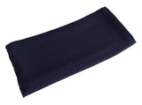 TRAVEL STOLE 2 PLYMIDNIGHT BLUE FOLD 2a983cd7-bf43-40ed-9360-851dd100dae0