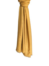 Toosh Lisse Shawl Golden Brown Hang copy