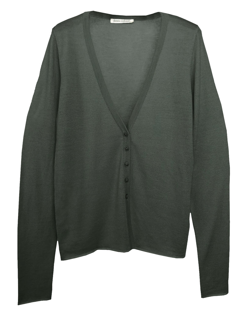 Fitted Cardigan - denis-colomb-lifestyle