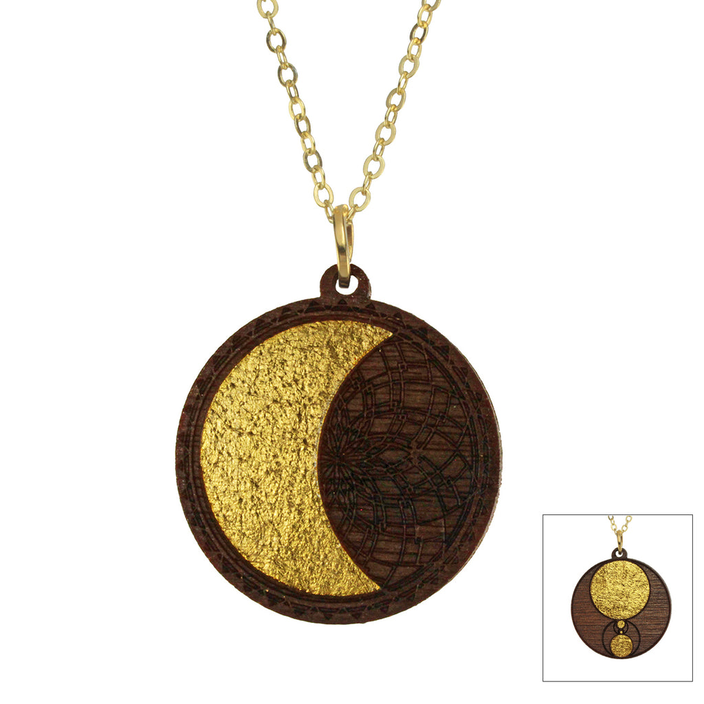 Be Golden Necklace