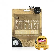 Oh K!: Gold Dust Hydrogel Mask