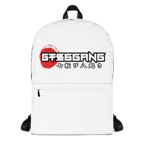 OFFICIAL | Backpack - GT86GANG