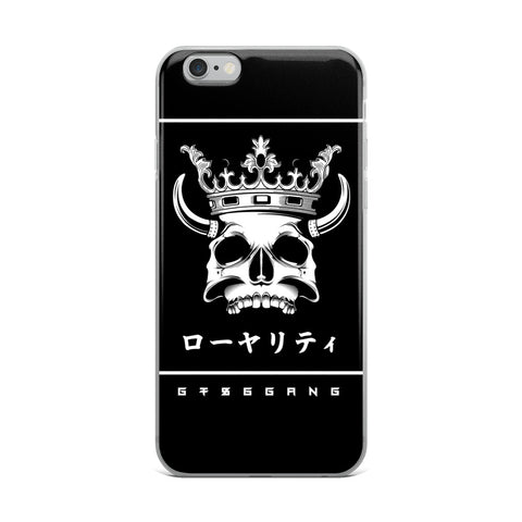 ROYAL | iPhone Case - GT86GANG