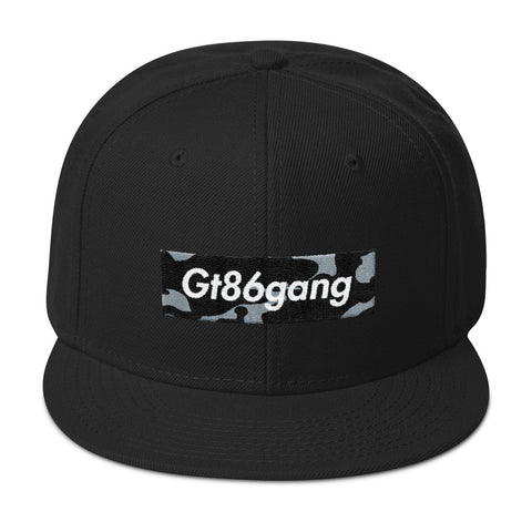 Box Logo Snap-Back | Urban Camo - GT86GANG