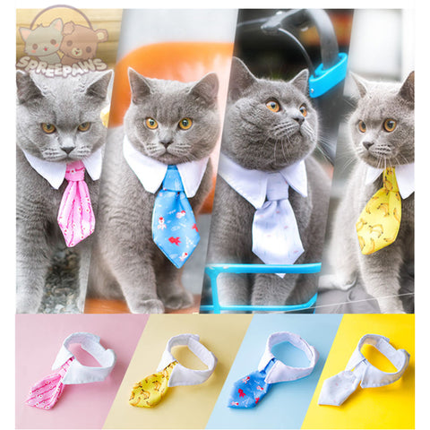 Cat Bow Cat Tie Pet Tie