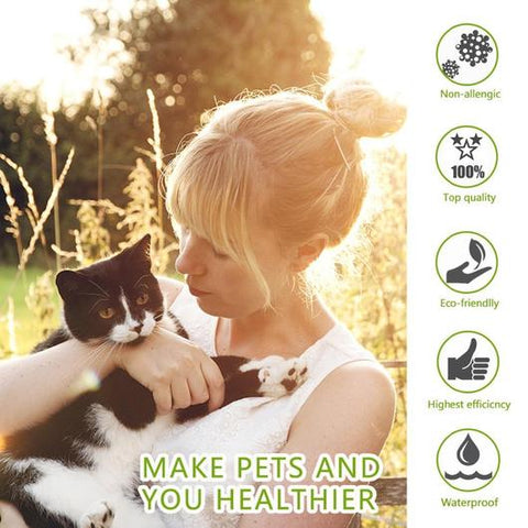 Cat Natural Essential Oils Flea And Tick Collar - 8 months