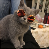 Summer Retro Mini Pet Sunglasses W12849