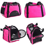 Comfort Travel Carry Shoulder Bag Pet Carrier
