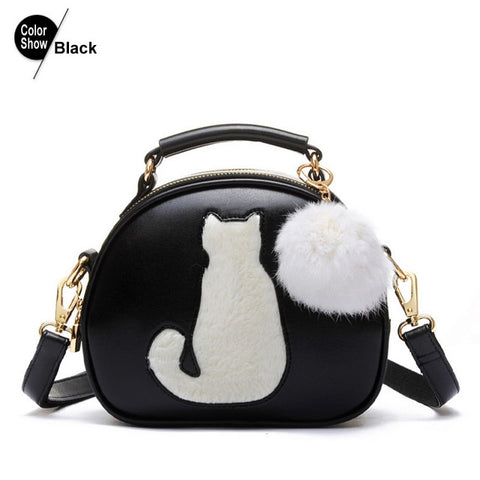Mythical Cat Crossbody Bag