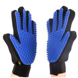 Brush Silicone Glove