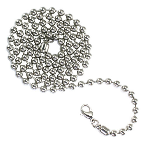 Stainless Steel 4.5 MM Bead Ball Chain - Tioneer