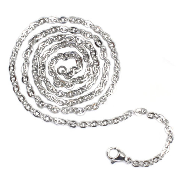 Stainless Steel 3.0 MM Oval/Cable Chain - Tioneer