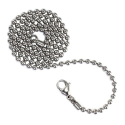 Stainless Steel 3.0 MM Bead Ball Chain - Tioneer
