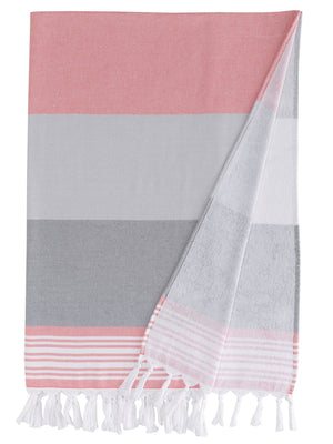 HYDRANGEA-Cotton Spa/Pool/Beach Turkish Towels