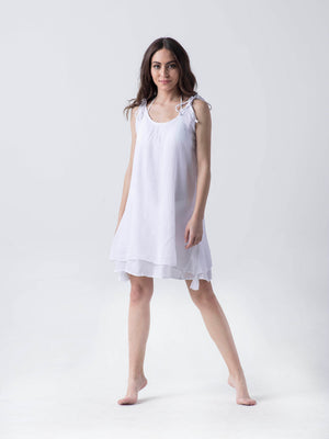 PUNTA CANA-Cotton Beach Dress