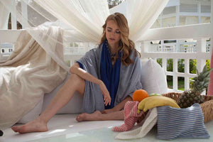 TULIP-Cotton Beach/Spa/Pool Turkish Towels