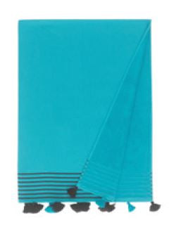 HIBISCUS-Cotton Spa/Pool/Beach Turkish Towels