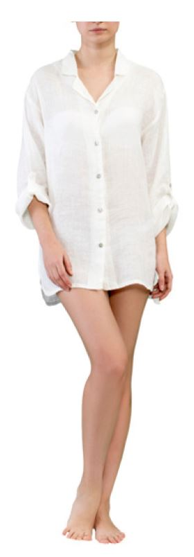 ARUBA- Linen Summer Shirt