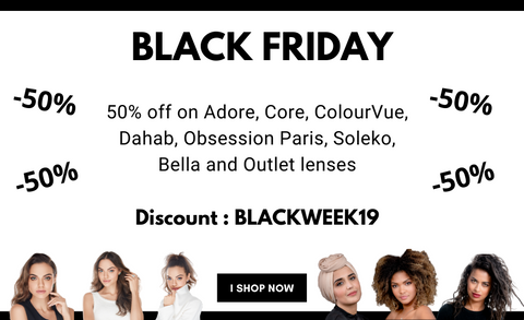 black friday save money on color lenses