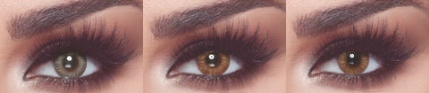 new color lenses Bella One Day