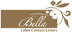 Ccolored contact lenses Bella from Italy