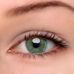 Color Lenses TTDeye Queen Green - Yearly lenses