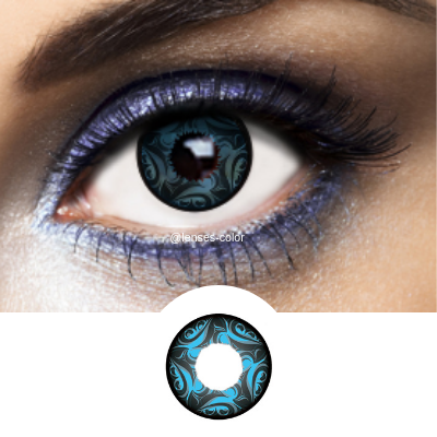 Be original with Blue Sydney Contacts outlet