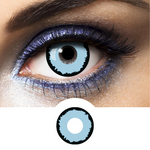 blue and black contact lenses wizard
