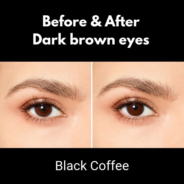 color lenses desio black coffee