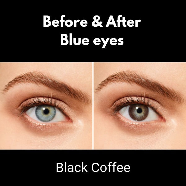 contact lenses desio black coffee