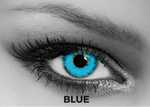 Blue Contact Lenses Inexpensive Soleko Queen's Trilogy