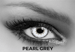 Gray Contact Lenses for Bright or Dark Eyes Soleko Queen's Trilogy