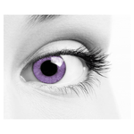 Violet Contact Lenses Soleko Queen's Oros Mystery Violet - 1 Month Use