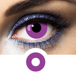 violet crazy lenses for makeup