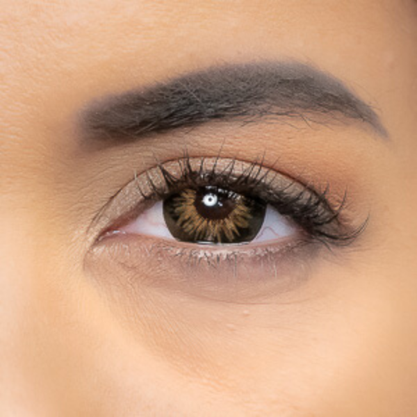 Great look with Brown New York Lenses
