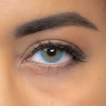 Blue Contact Lenses Natural Soft Blue - 1 Year