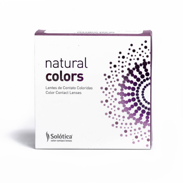 Toric Contact Lenses Solotica Natural Colors Topazio - 1 Year