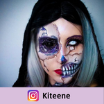 how to do a zombie makeup ?