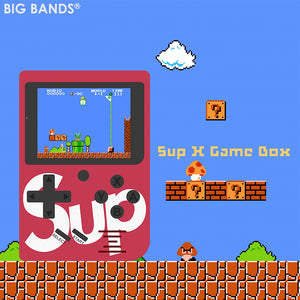 Sup X Game Box Big Bands