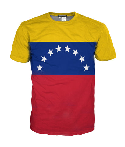 Image of Venezuelan Flag