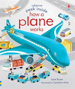 Peek Inside How a Plane Works