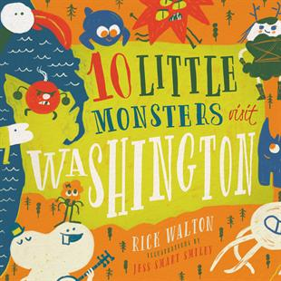 10 Little Monsters Visit Washington