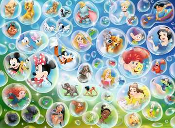 Disney Princess Bubble Fun - 150pcs