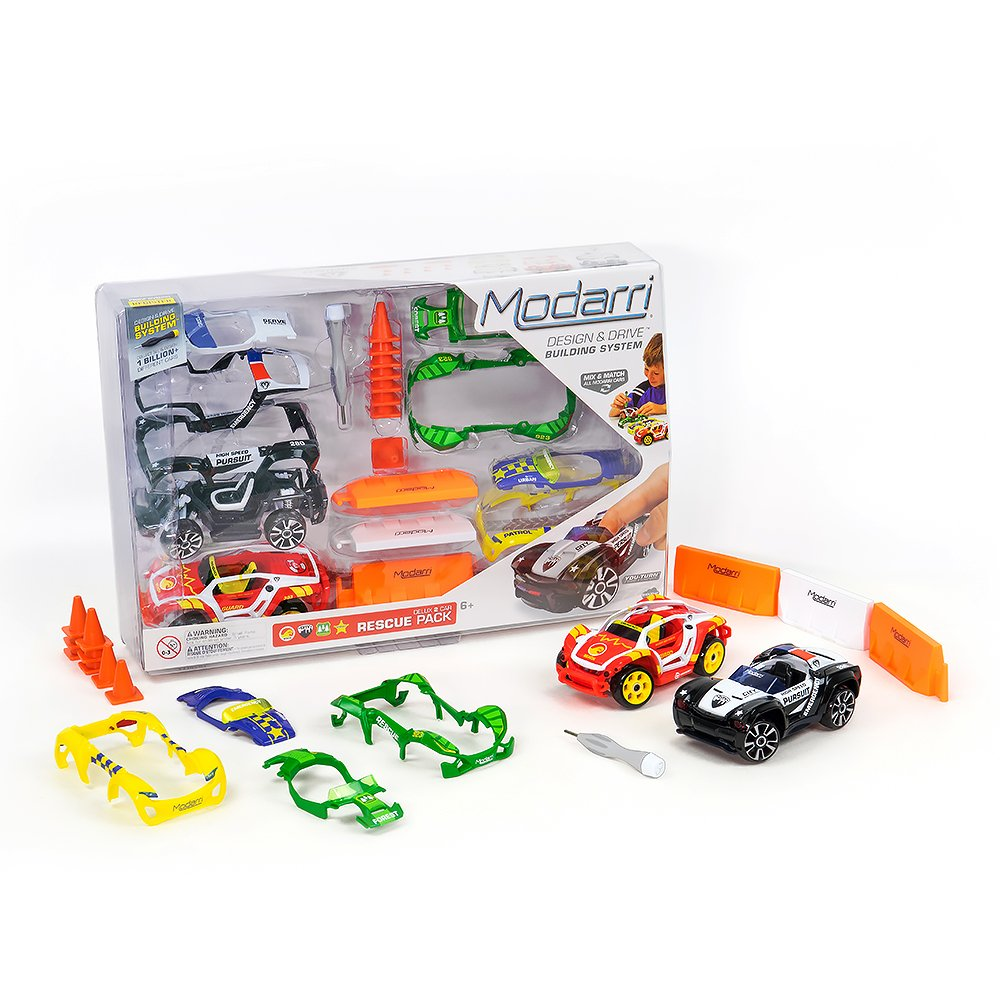 Delux Car Rescue Pack