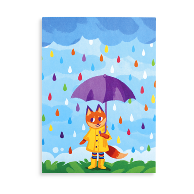 Doodle Pad Duo Sketchbook - Sunshine & Raindrops - Set of 2
