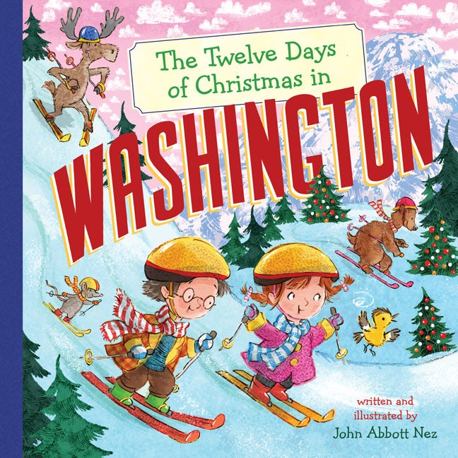 Twelve Days of Christmas in Washington