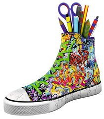 Sneakers Graffiti 3D - 108pcs