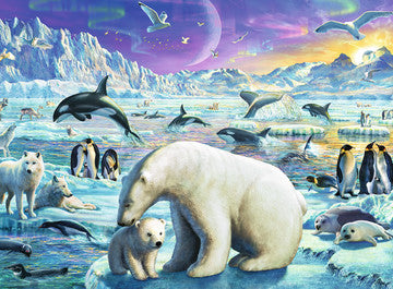 Polar Animals Gathering - 300pcs